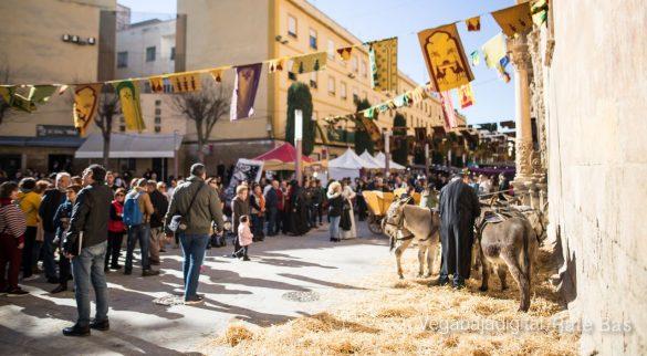 Orihuela está inmersa en su XXII Mercado Medieval 98
