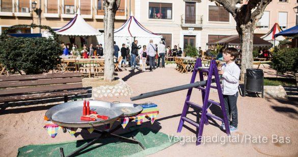 La Armengola pregona el Mercado Medieval de Orihuela 49