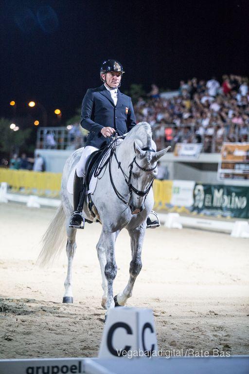 La espectacularidad de los caballos hechiza a los asistentes a FEGADO 106