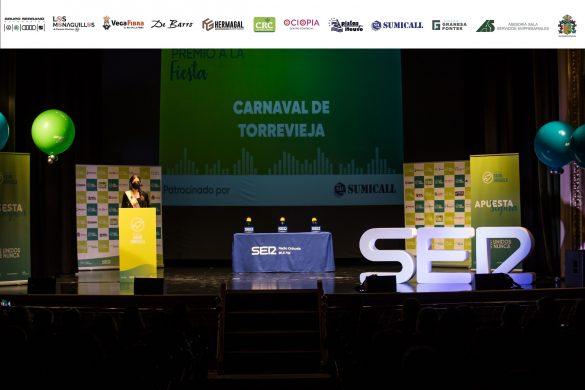 FOTOGALERÍA | Gala III Edición de los Premios Radio Orihuela 57