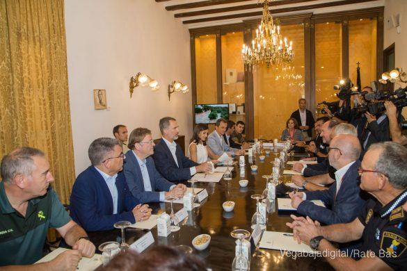 Los Reyes Felipe y Letizia visitan Orihuela 27