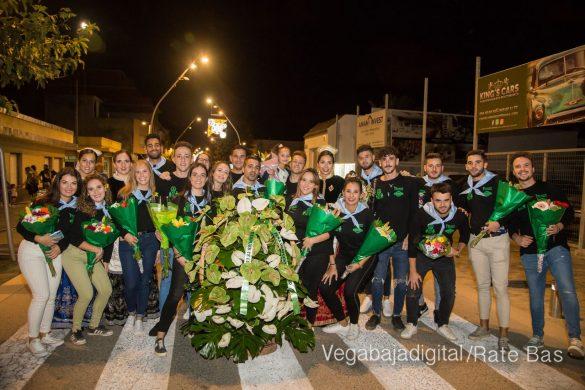 Ofrenda floral en Pilar de la Horadada 84