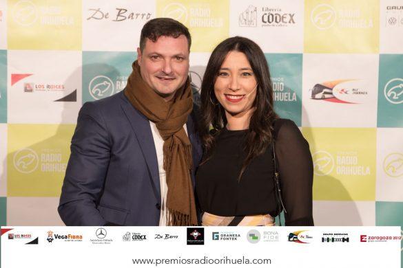 Emoción, diversión y magia en la II edición de los Premios Radio Orihuela 44