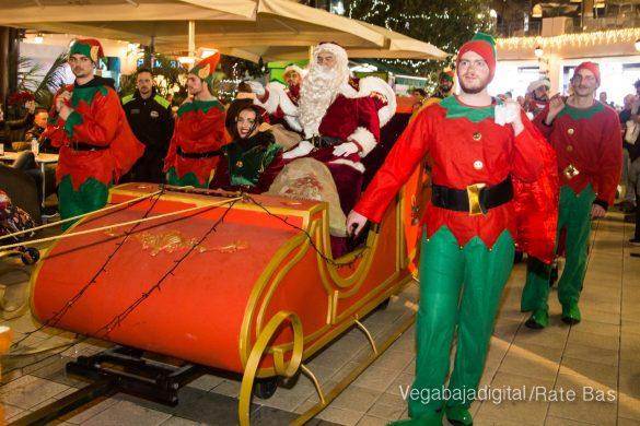 Papá Noel visita Orihuela Costa 66