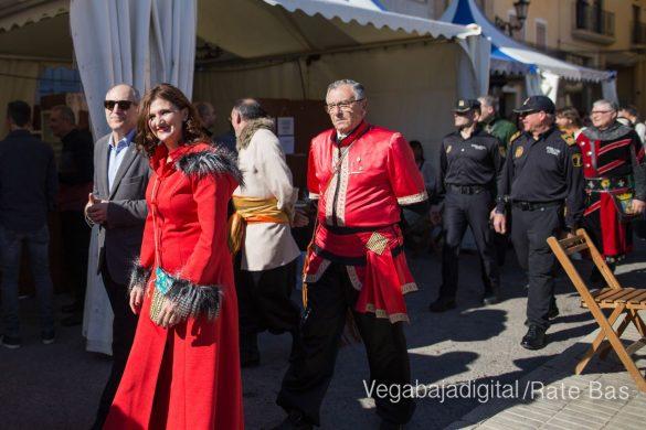 La Armengola pregona el Mercado Medieval de Orihuela 50
