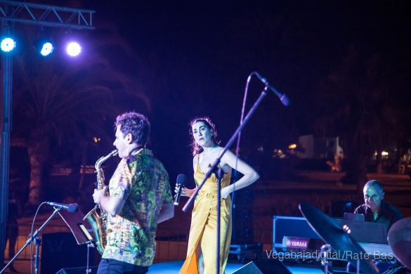 El jazz ameniza otra noche de OH Festival! 25