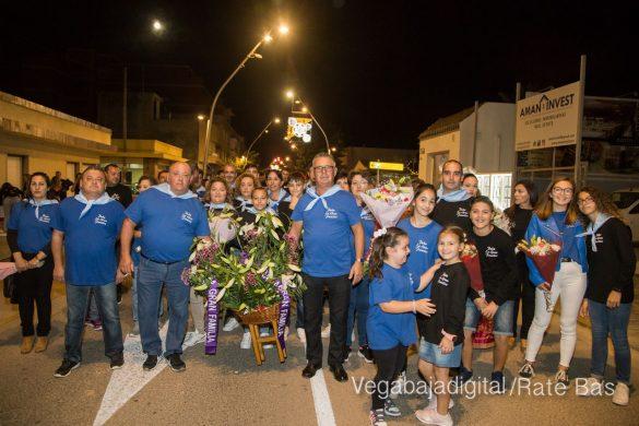 Ofrenda floral en Pilar de la Horadada 85