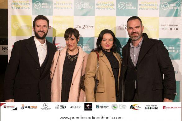 Emoción, diversión y magia en la II edición de los Premios Radio Orihuela 45