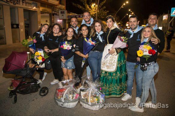 Ofrenda floral en Pilar de la Horadada 87