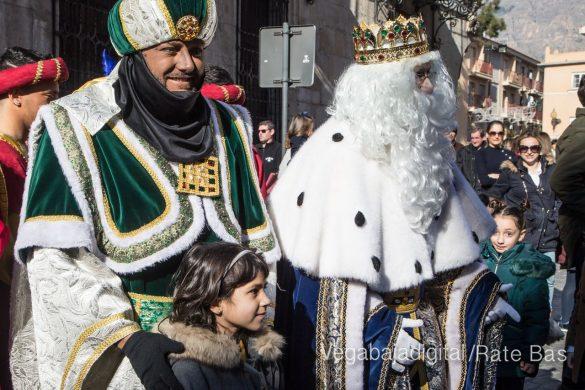 Los Reyes Magos se reencuentran con los niños de Orihuela 43