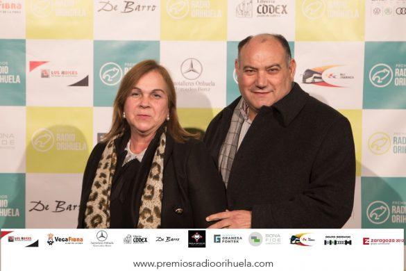 Emoción, diversión y magia en la II edición de los Premios Radio Orihuela 46
