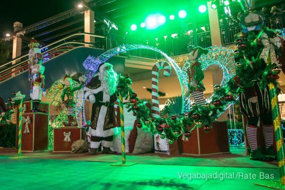 Papá Noel visita Orihuela Costa 69