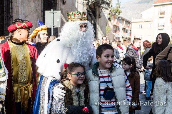 Los Reyes Magos se reencuentran con los niños de Orihuela 44