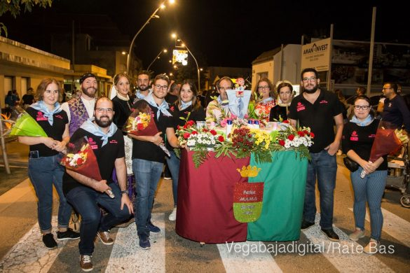 Ofrenda floral en Pilar de la Horadada 89