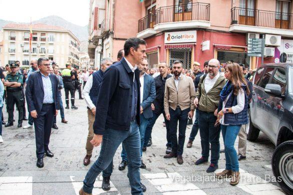 Visita de Pedro Sánchez a Orihuela 30