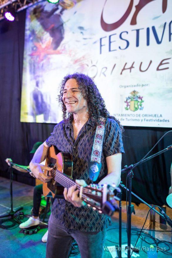 Llega el Flamenco fusión al Oh Festival de Orihuela 12