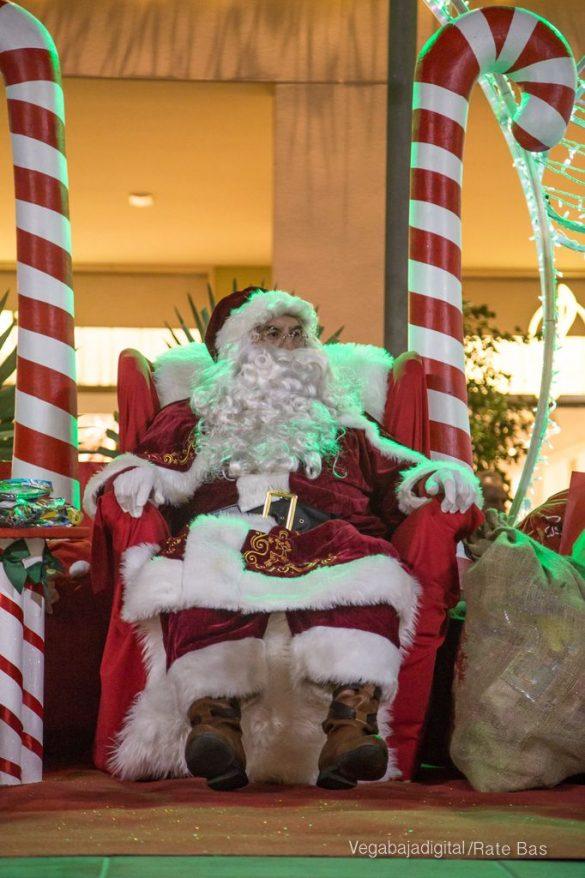 Papá Noel visita Orihuela Costa 70