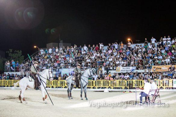La espectacularidad de los caballos hechiza a los asistentes a FEGADO 102