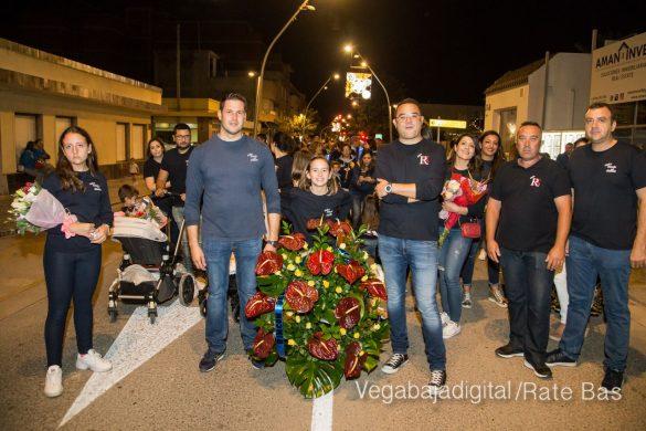 Ofrenda floral en Pilar de la Horadada 91