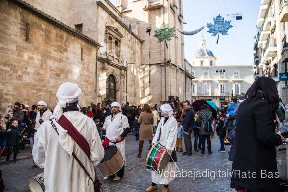 Los Reyes Magos se reencuentran con los niños de Orihuela 45