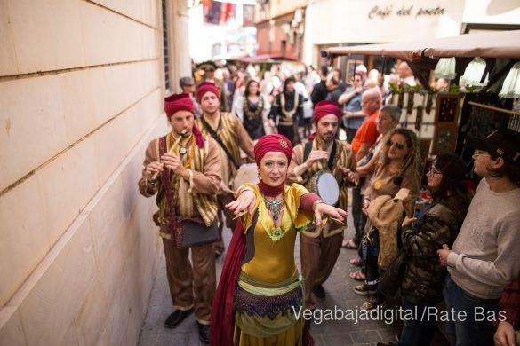 La Armengola pregona el Mercado Medieval de Orihuela 55