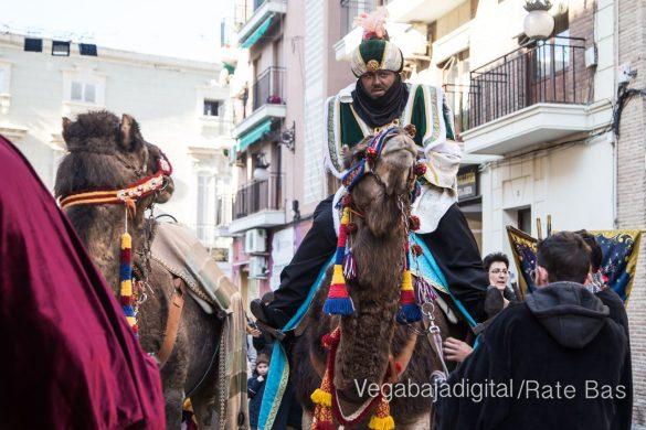 Los Reyes Magos se reencuentran con los niños de Orihuela 46