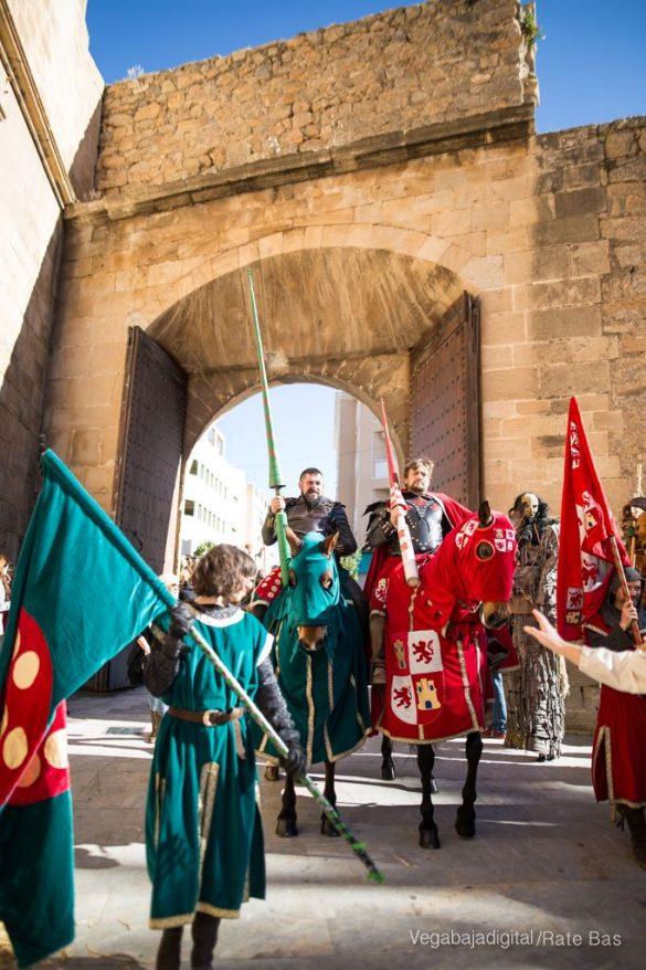 Orihuela está inmersa en su XXII Mercado Medieval 95
