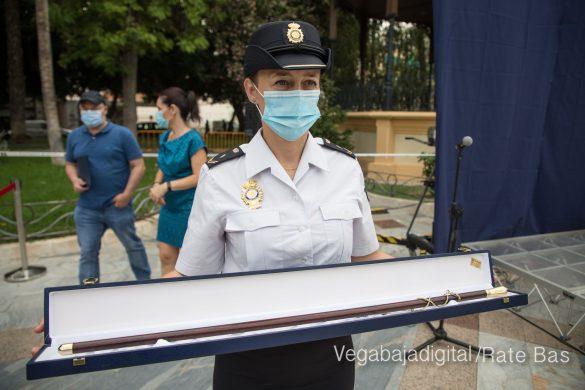 FOTOGALERÍA | Entrega de bastón de mando al Comisario de la Policía Nacional de Orihuela 21