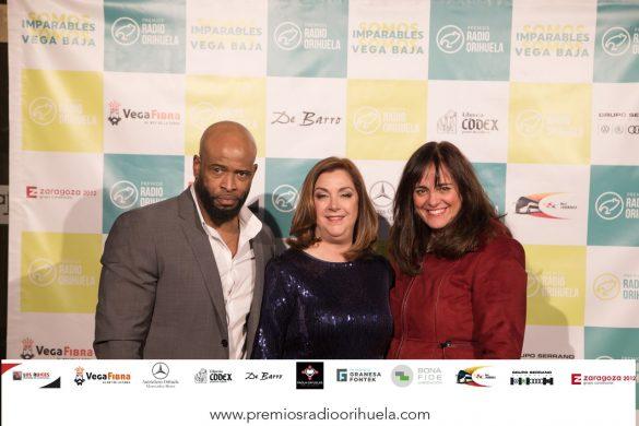 Emoción, diversión y magia en la II edición de los Premios Radio Orihuela 47