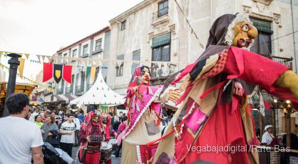 Orihuela clausura su Mercado Medieval con éxito y gran afluencia 9