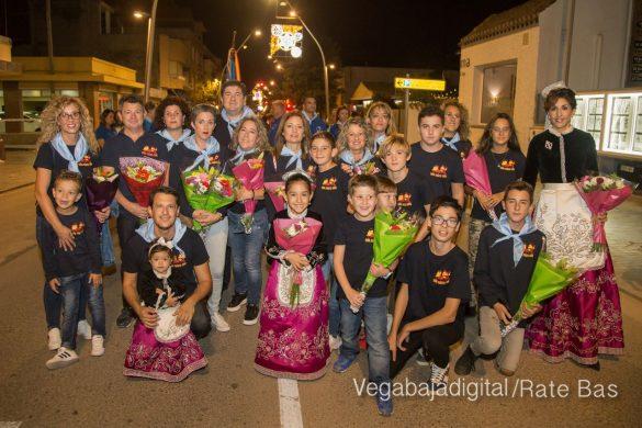 Ofrenda floral en Pilar de la Horadada 93