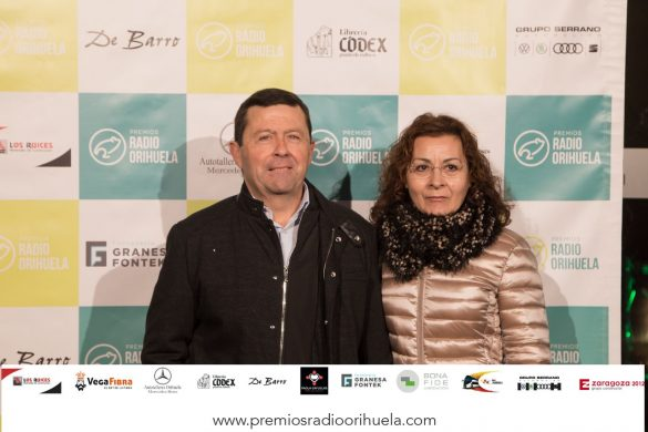 Emoción, diversión y magia en la II edición de los Premios Radio Orihuela 48