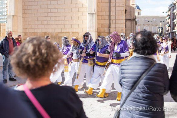 El desfile del adiós y de la bienvenida 75