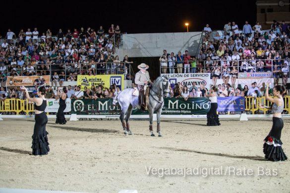 La espectacularidad de los caballos hechiza a los asistentes a FEGADO 96