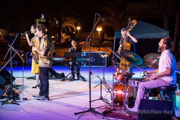 El jazz ameniza otra noche de OH Festival! 39