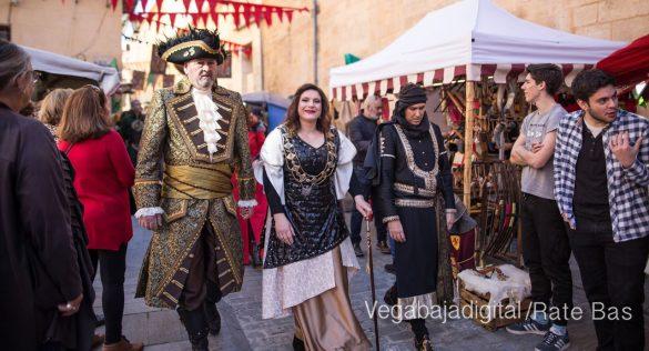 La Armengola pregona el Mercado Medieval de Orihuela 57