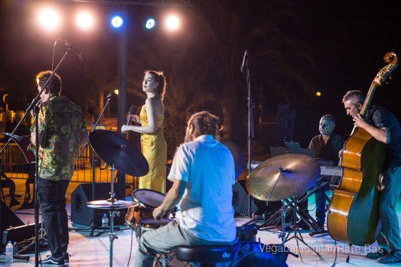 El jazz ameniza otra noche de OH Festival! 40
