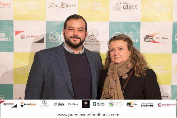 Emoción, diversión y magia en la II edición de los Premios Radio Orihuela 49