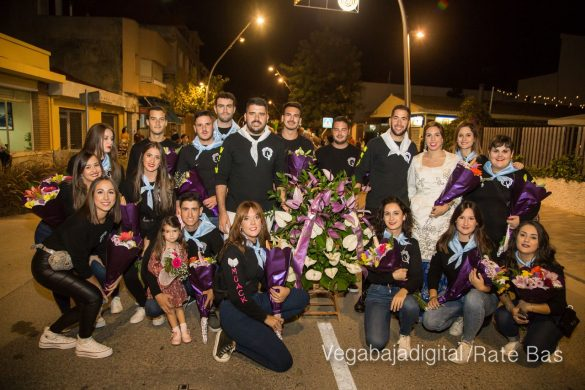 Ofrenda floral en Pilar de la Horadada 96