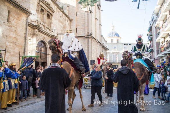 Los Reyes Magos se reencuentran con los niños de Orihuela 47