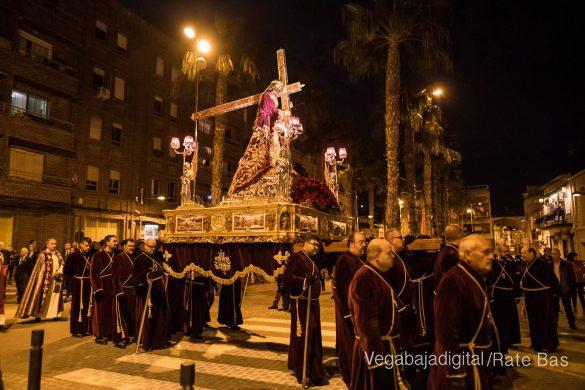 Nuestro Padre Jesús de Orihuela regresa a su camarín 70