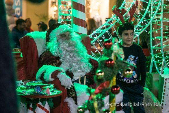 Papá Noel visita Orihuela Costa 78
