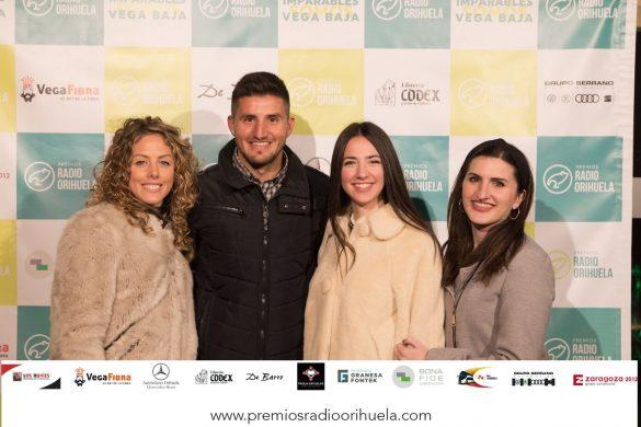 Emoción, diversión y magia en la II edición de los Premios Radio Orihuela 50
