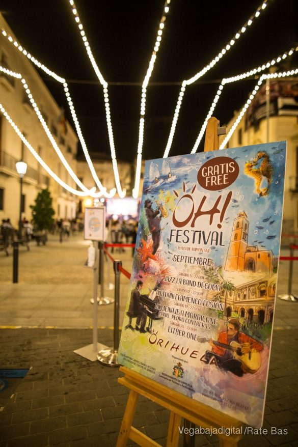 Llega el Flamenco fusión al Oh Festival de Orihuela 24