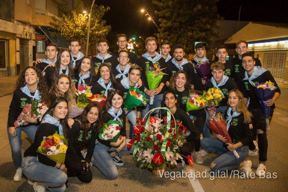 Ofrenda floral en Pilar de la Horadada 98