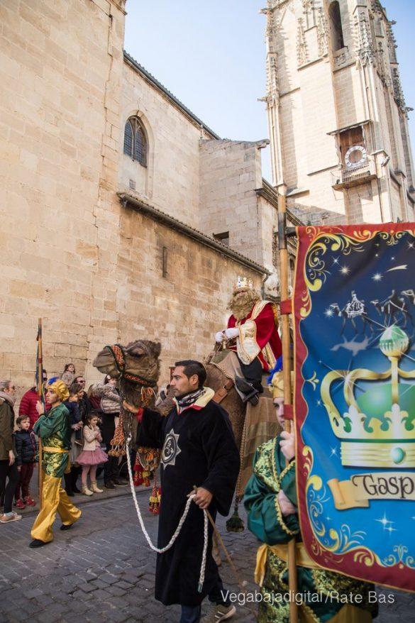 Los Reyes Magos se reencuentran con los niños de Orihuela 49