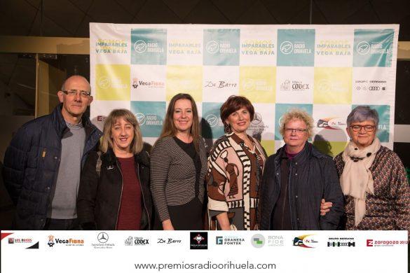 Emoción, diversión y magia en la II edición de los Premios Radio Orihuela 51