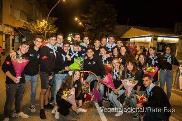 Ofrenda floral en Pilar de la Horadada 100