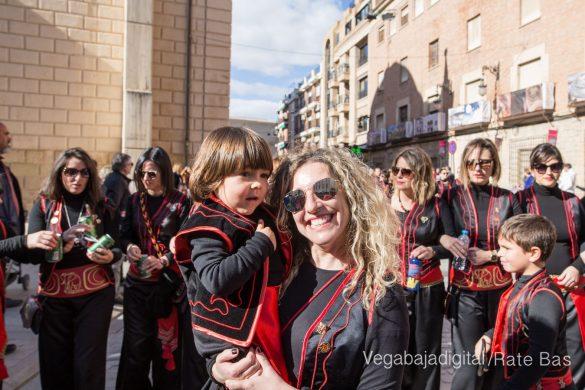 El desfile del adiós y de la bienvenida 70