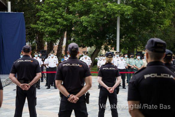 FOTOGALERÍA | Entrega de bastón de mando al Comisario de la Policía Nacional de Orihuela 27